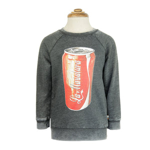 Boys' La Cola French Terry Pullover by La Miniatura