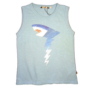 Boys' Shark Basketball Jersey by La Miniatura