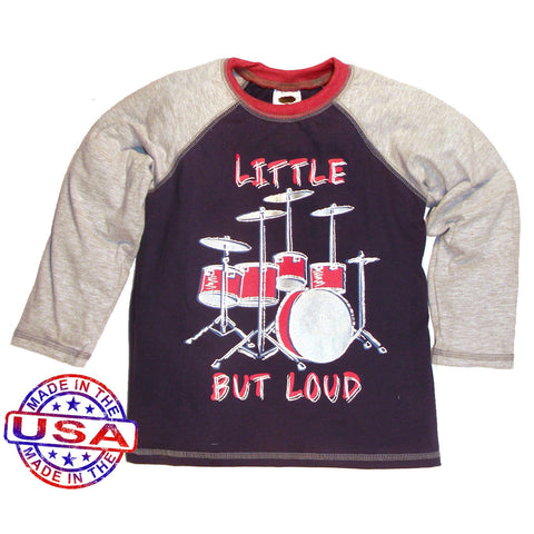 Boys' Little but Loud Shirt by Mulberribush