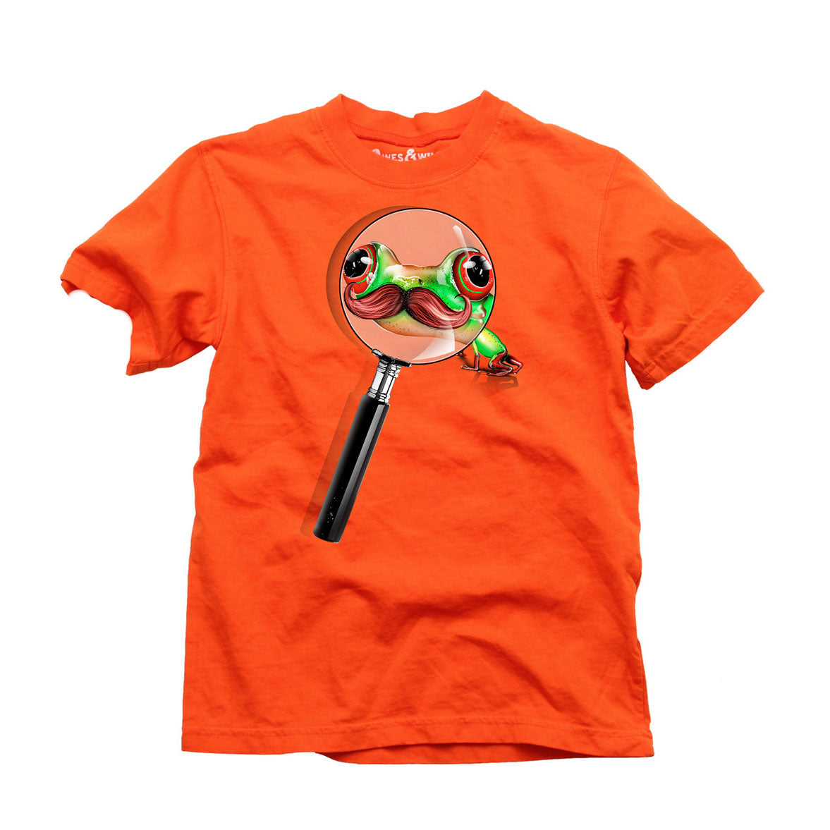 Boys' Magnified Stash Shirt by Wes and Willy