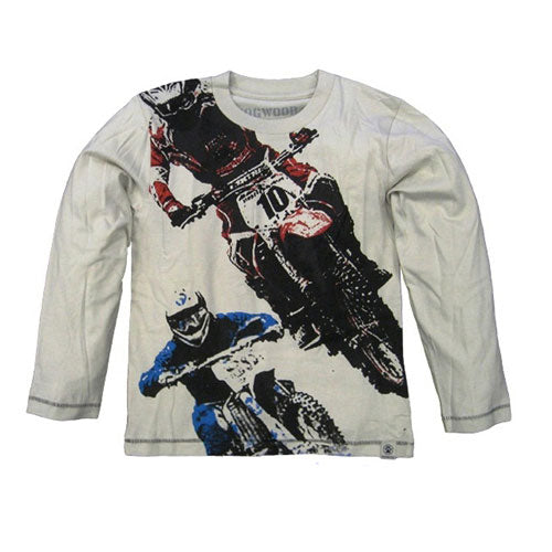 Boy's Motocross Shirt by Dogwood