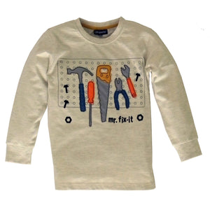 Boys' Mr. Fix-It Shirt by CR Sports