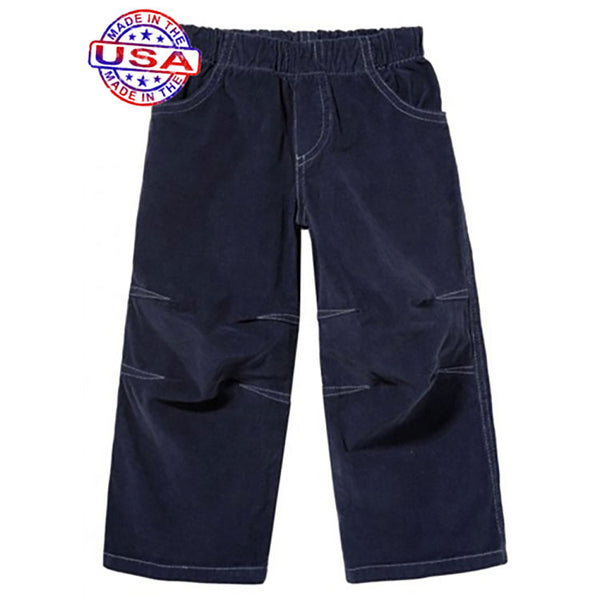 Boys Corduroy Pants by City Threads