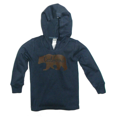 Boys Coolifornia Hooded Shirt by SosoElise