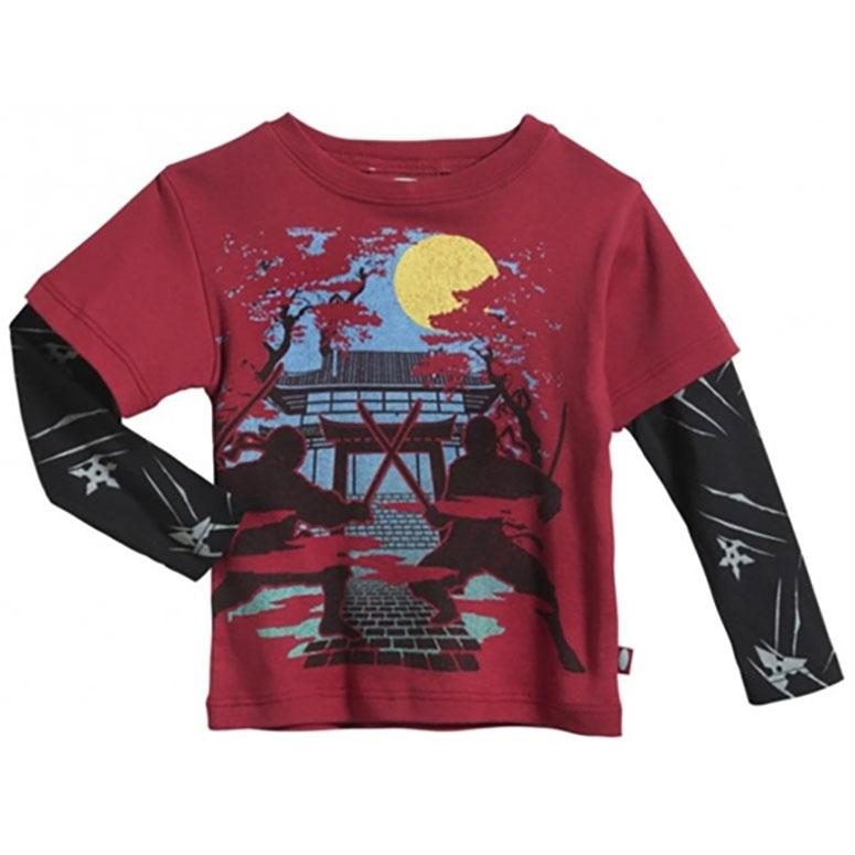 Boys' Ninja Twofer by City Threads - The Boy's Store