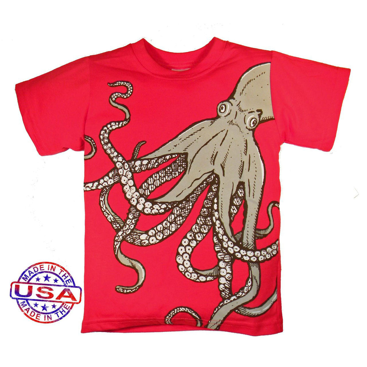 Boys' Octopus Shirt by Tumbleweed