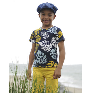 Boys Palm Printed Tee by Appaman