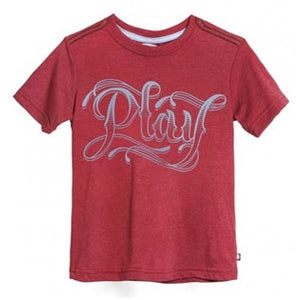 Boys' Play Tattoo Shirt by City Threads