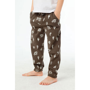 Boys Desert Cacti Lounge Pants by Chaser