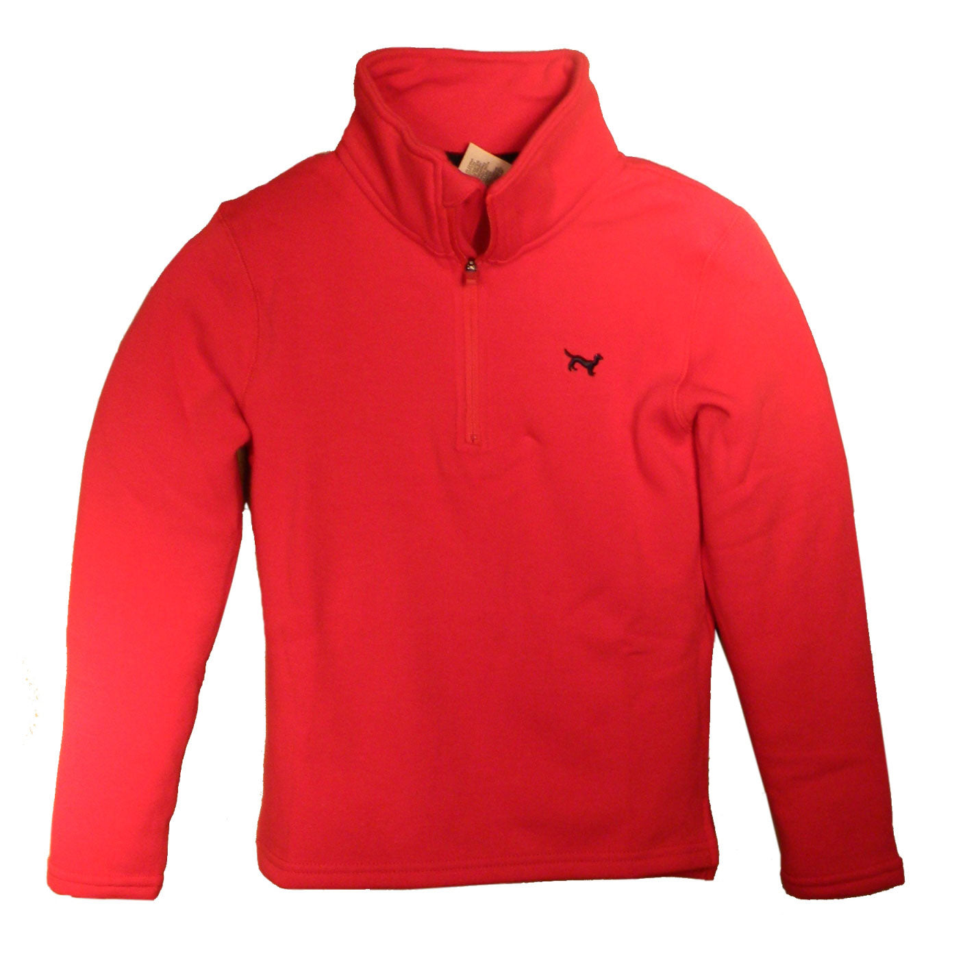 Boys' 1/4 Zip Sweater by Jack Thomas