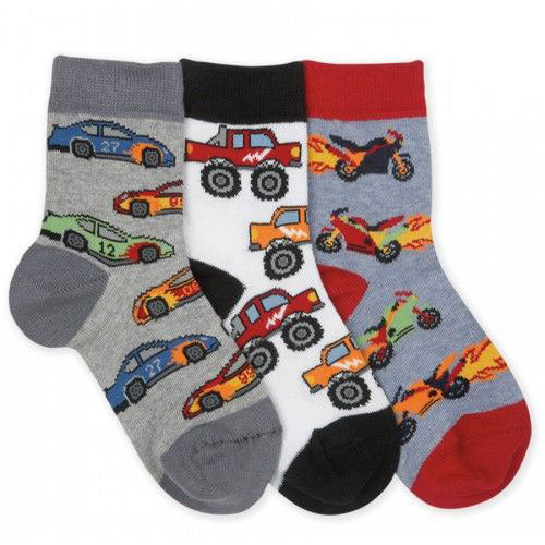 Boys Speedy Crew Socks by Jefferies Socks