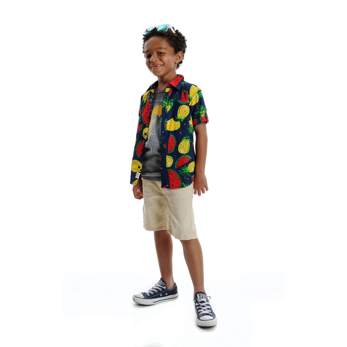 Boys Pattern Shirt by Appaman - The Boy's Store