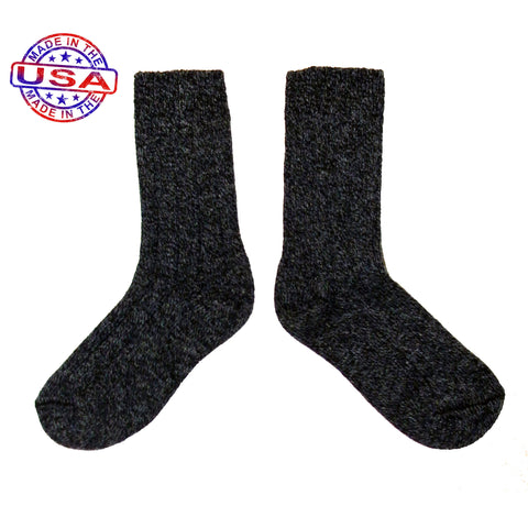 Boys Ribbed Crew Socks by Jefferies Socks