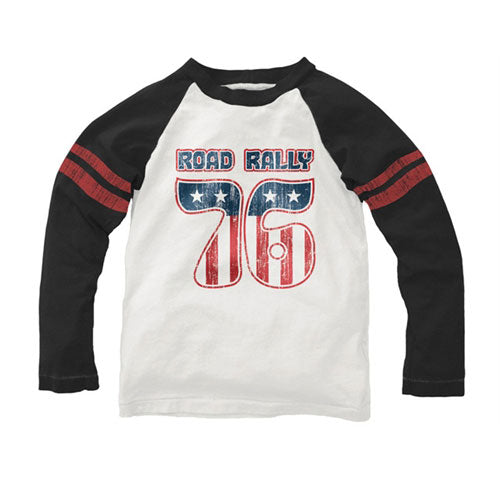 Boys Road Rally Shirt by Dogwood