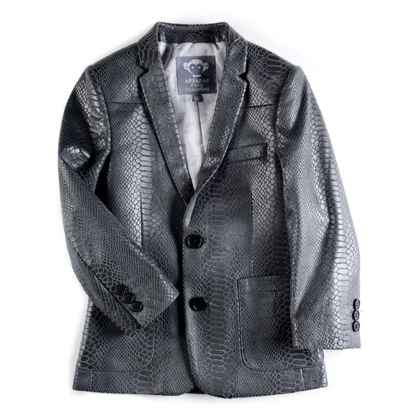 Boys' Snakeskin Blazer by Appaman