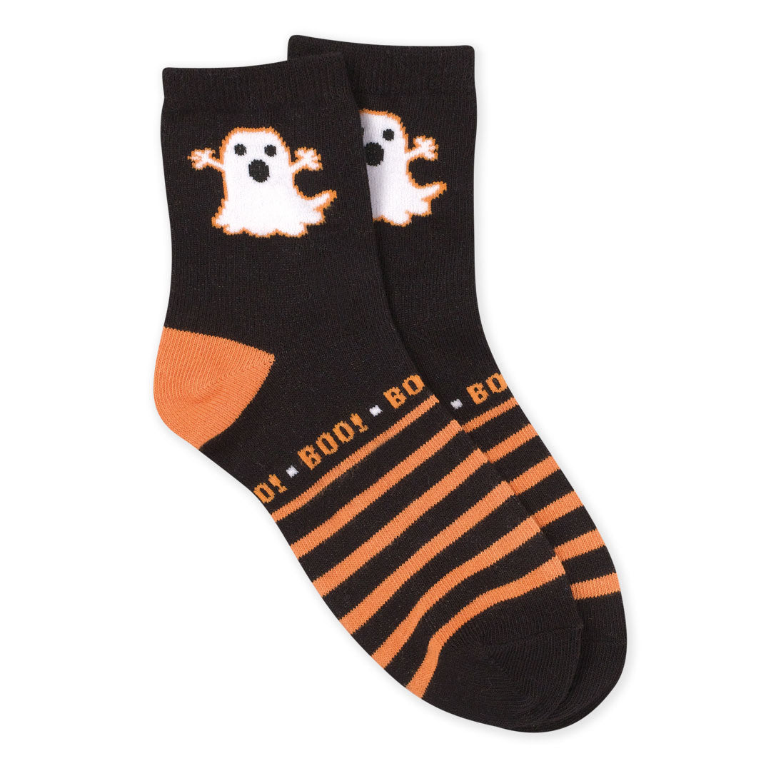 Boys Ghostly Scare Socks by Jefferies Socks