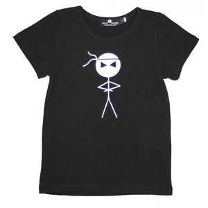 Little Boys Ninja Shirt by Troy James Boys