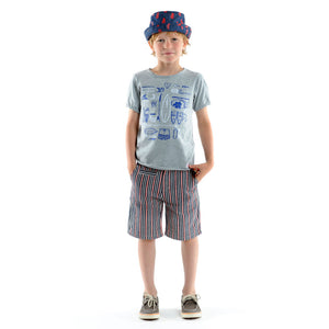 Boys' Railroad Board Shorts by Appaman