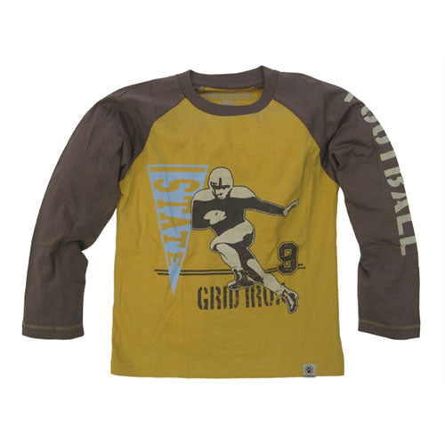 Boys Vintage Football Shirt by Dogwood