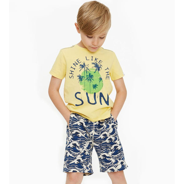 Boys' Lucas Shorts by art & eden - The Boy's Store