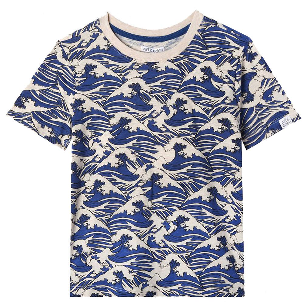 Boys' David T-Shirt by art & eden