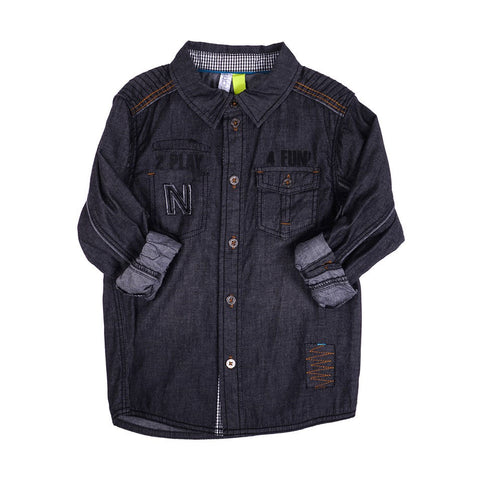 Boys Dress Shirt by Noruk
