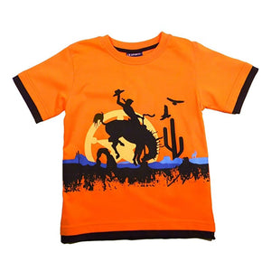 Little Boys Sheriff Shirt by CR Sport