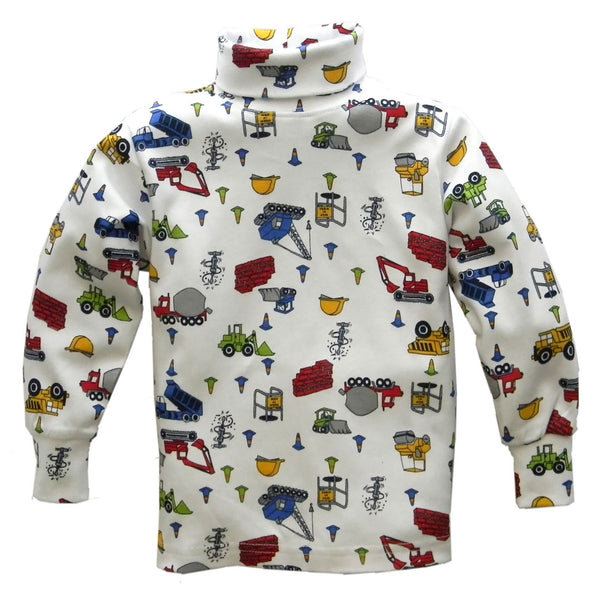 Little Boys' Turtleneck Shirts by Cotton Resources