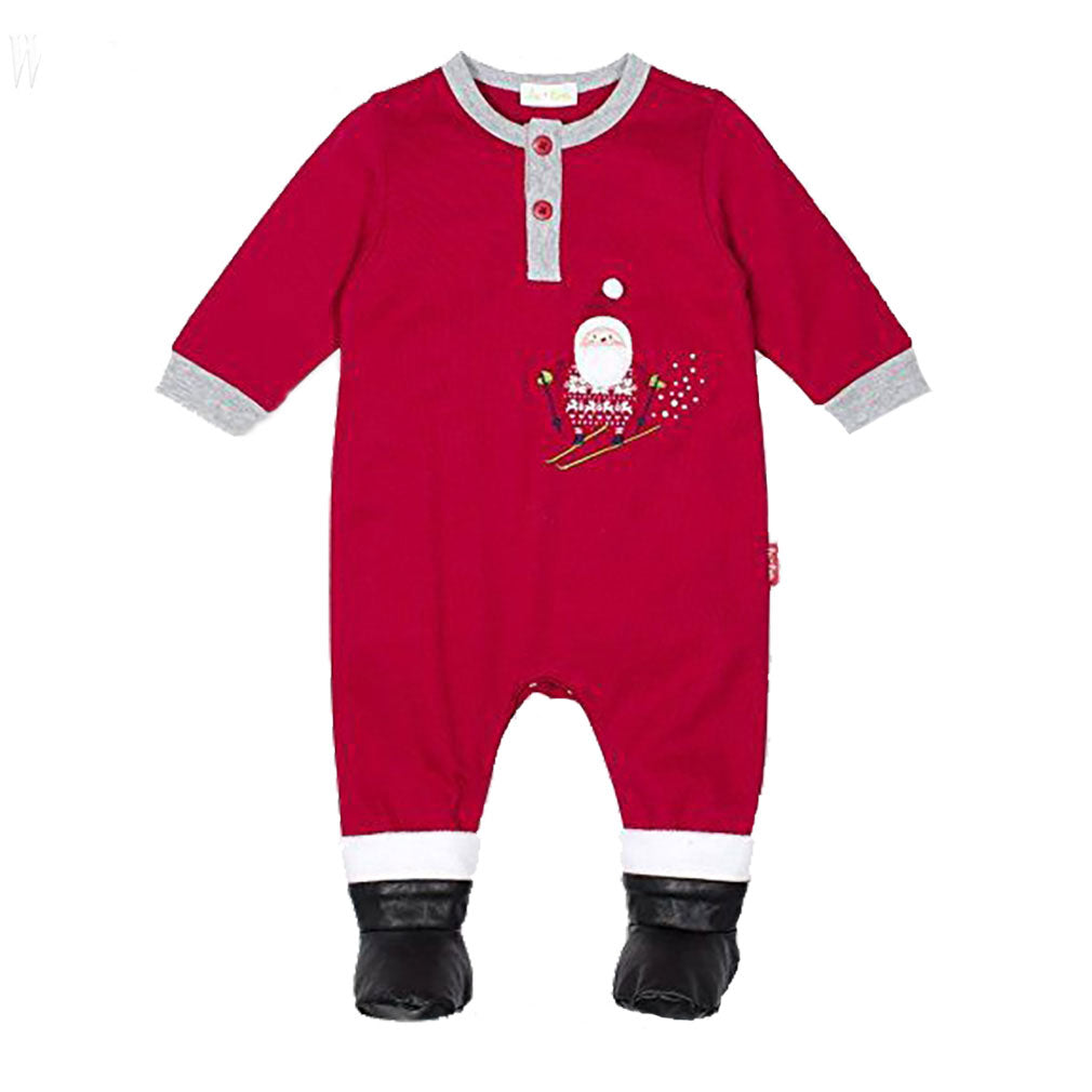 Baby boy's Christmas outfit