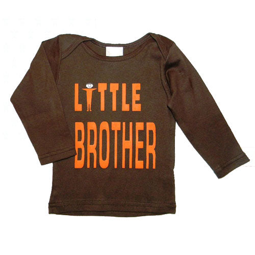 Baby Boys' Little Brother T-Shirt by Pluto