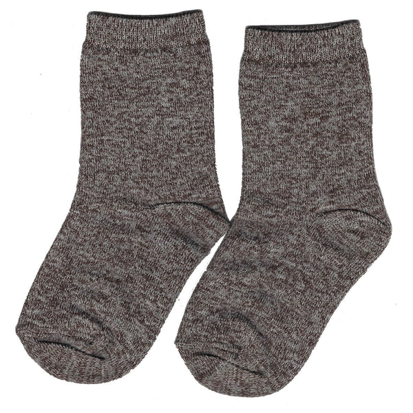 Boys Marl Crew Socks by Jefferies Socks
