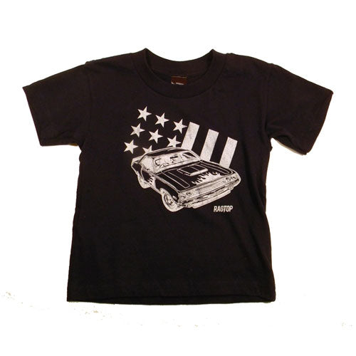 Boys' Patriotic Shirt by Ragtop