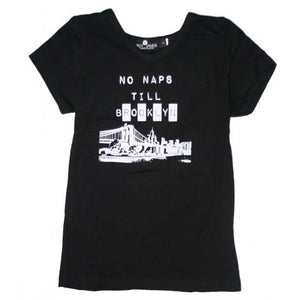 Little Boy's No Naps Till Brooklyn Tee by Troy James Boys
