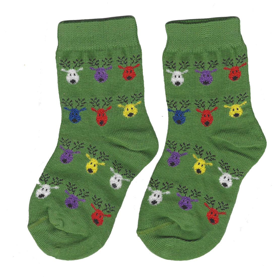 Boys Reindeer Socks by Country Kids