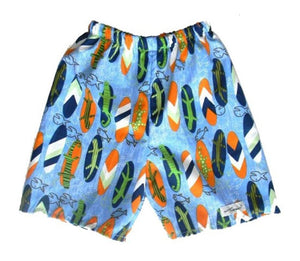 Little Boys' Surf Swim Trunks by Flap Happy