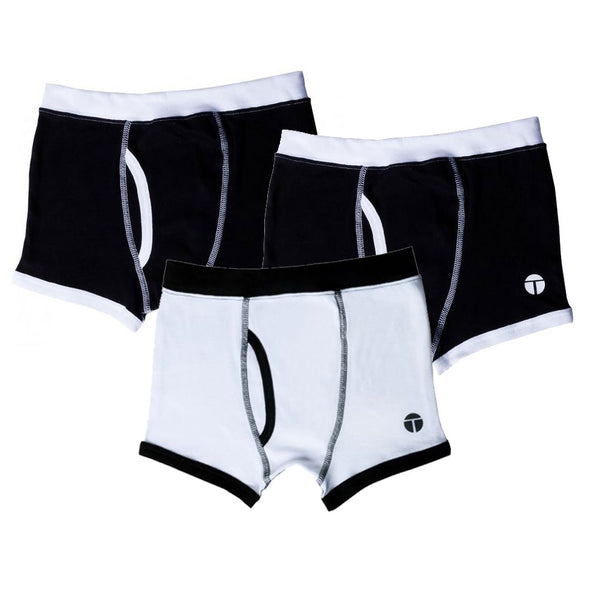 Boys Boxer Briefs by Troy James Boys