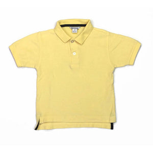 Boys' Classic Pique Polo by Hartstrings