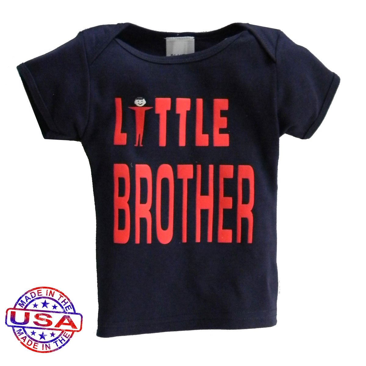 Little Boys' Little Brother Shirt by Pluto