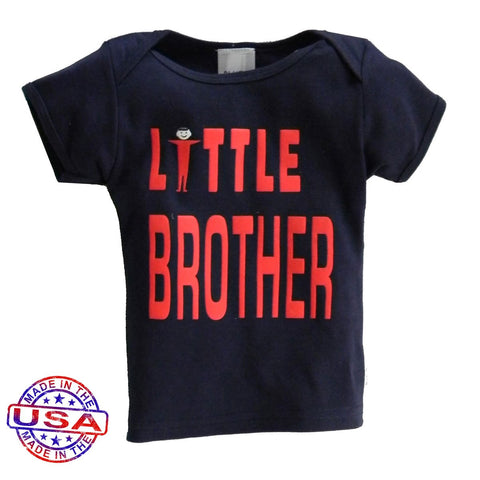 Little Boys' Little Brother Shirt by Pluto - The Boy's Store