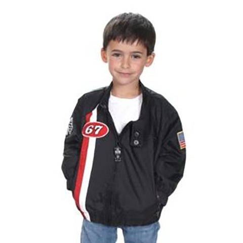 Boys Racing Windbreaker by Up and Away