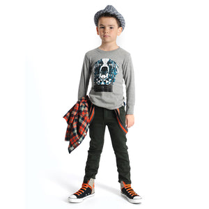 Boys' Spray Bernard Shirt by Appaman