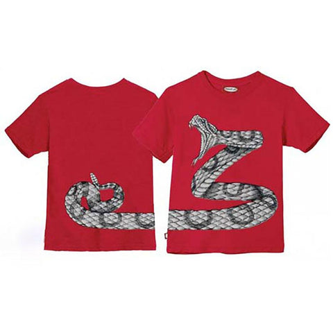 Boys' Snake Wrap-Around Tee by City Threads