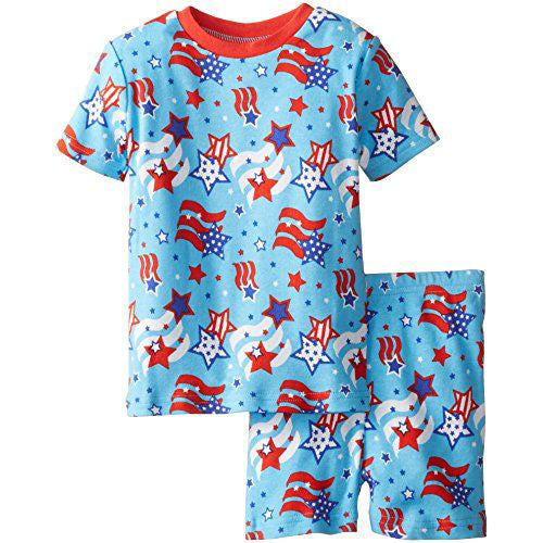 Boys' Star Spangled Pajama Set by New Jammies