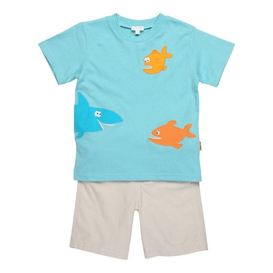 Toddler Boys' Under the Sea Set by le top