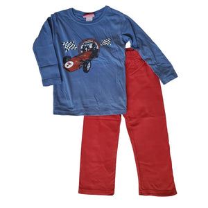 Boys' Formula One Set by City Threads - The Boy's Store