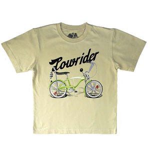 Boys Lowrider Shirt by Wes and Willy