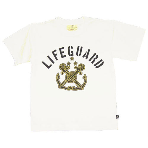 Boys Lifeguard Shirt by Wes and Willy
