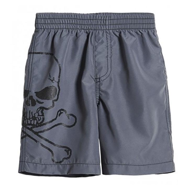 Boys' Mean Skull Swimsuit by City Threads - The Boy's Store