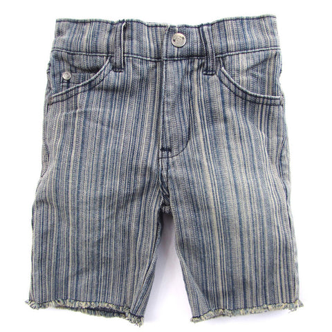 Boys' Denim Railroad Shorts By Appaman