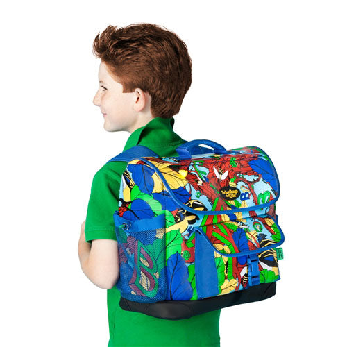 Boys Learning Tree Backpack by Schoolbags for Kids